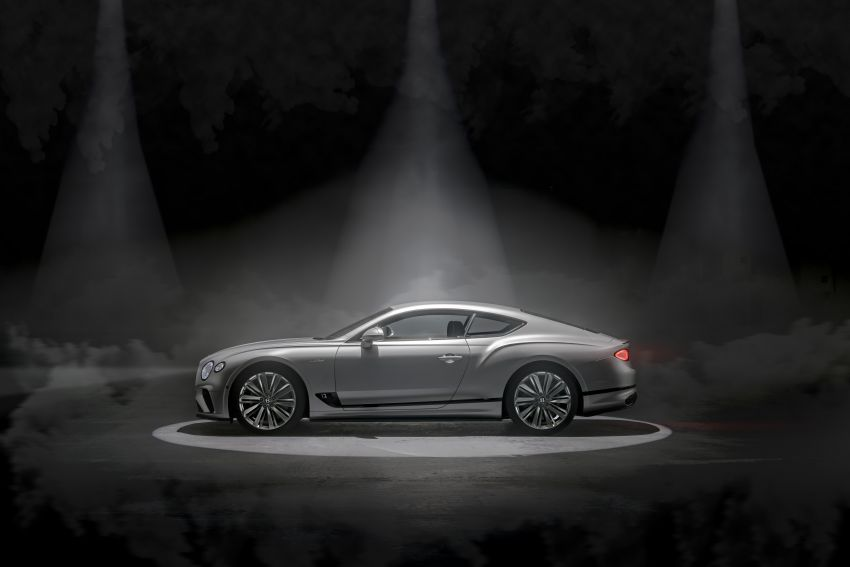2021 Bentley Continental GT Speed revealed – 659 PS, 0-100 km/h in 3.6 seconds, new rear steering and LSD Image #1267865
