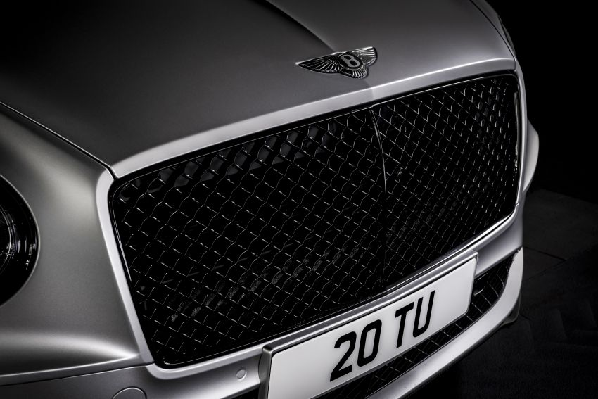 2021 Bentley Continental GT Speed revealed – 659 PS, 0-100 km/h in 3.6 seconds, new rear steering and LSD Image #1267868