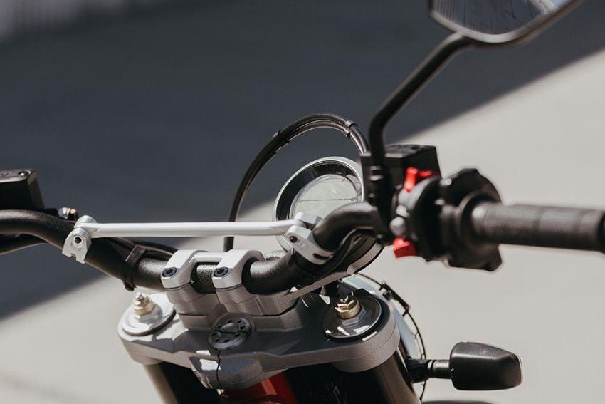 2021 Ducati Scrambler Desert Sled Fasthouse limited edition celebrates Mint 400 Hooligan Class race win Image #1261692