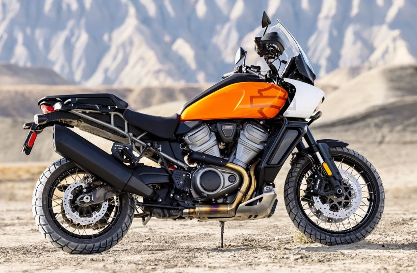 2021 Harley-Davidson Pan America 1250 for Malaysia – pricing from RM99,900 base, RM115,900 for Special Image #1257015