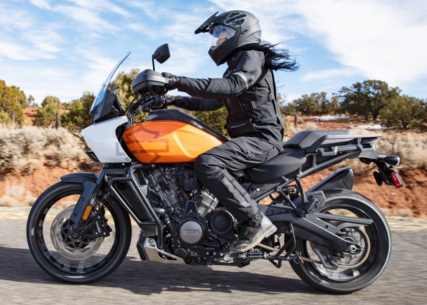 2021 Harley-Davidson Pan America 1250 for Malaysia – pricing from RM99,900 base, RM115,900 for Special Image #1257016