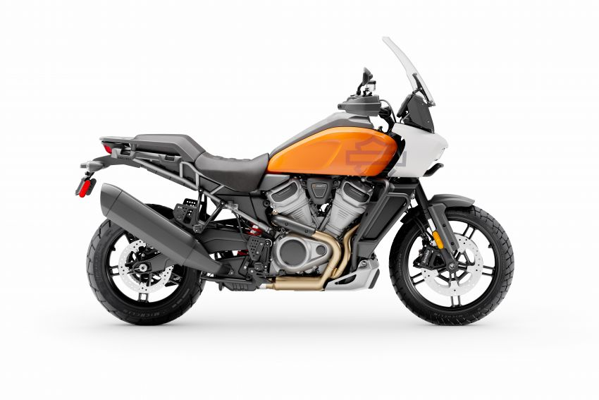 2021 Harley-Davidson Pan America 1250 for Malaysia – pricing from RM99,900 base, RM115,900 for Special Image #1257027