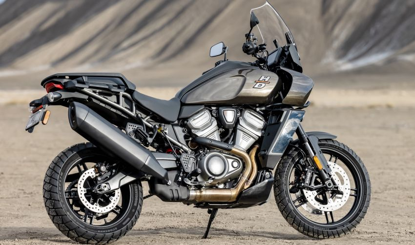 2021 Harley-Davidson Pan America 1250 for Malaysia – pricing from RM99,900 base, RM115,900 for Special Image #1257010