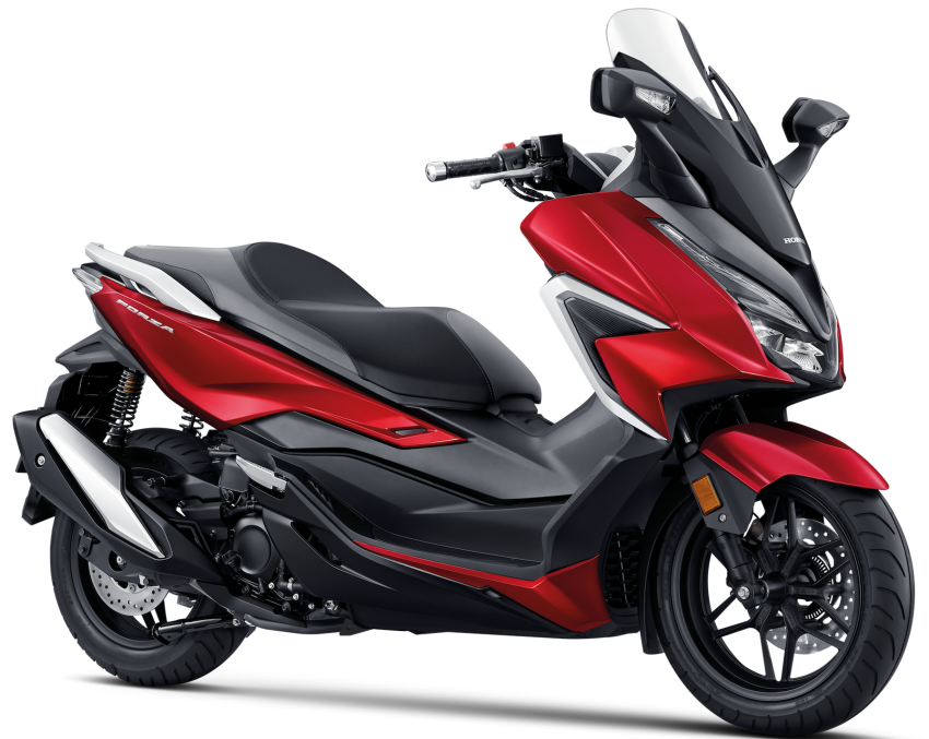 2021 Honda Forza 250 scooter in Malaysia – RM25,388 Image #1265509