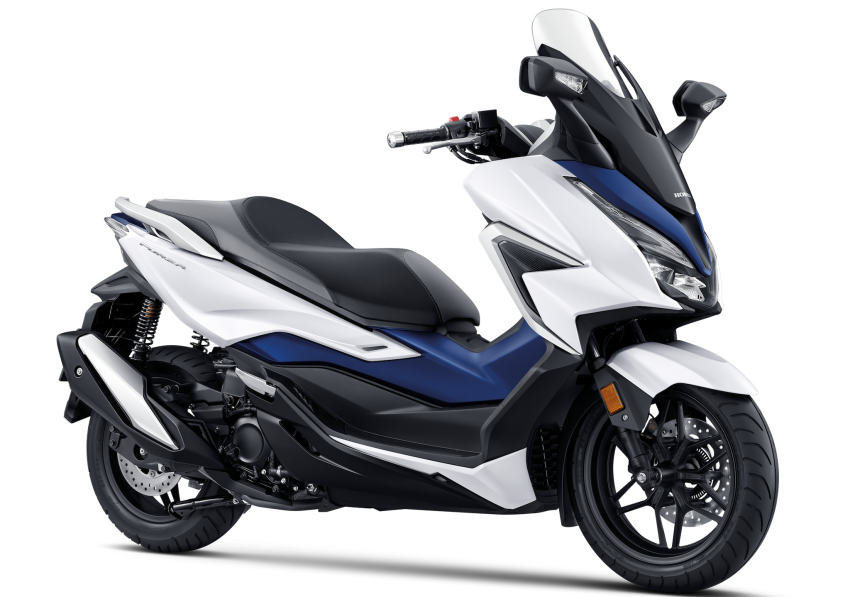 2021 Honda Forza 250 scooter in Malaysia – RM25,388 Image #1265511