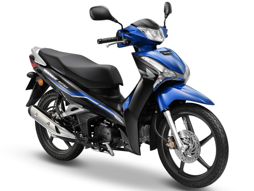 2021 Honda Wave 125i launched in Malaysia, RM6,449 Image #1256040
