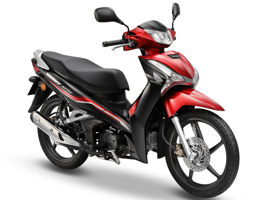2021 Honda Wave 125i launched in Malaysia, RM6,449 Image #1256042