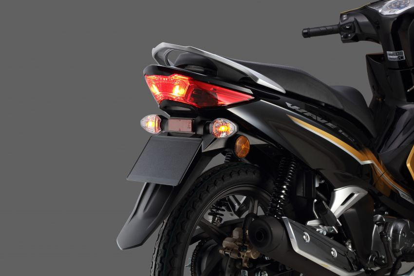 2021 Honda Wave 125i launched in Malaysia, RM6,449 Image #1256047