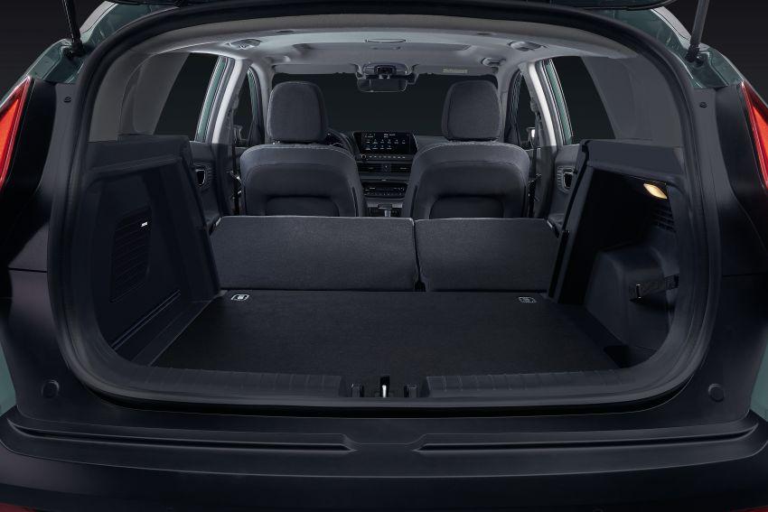 Hyundai Bayon diperkenalkan di Eropah – SUV hibrid ringkas 1.0L T-GDI dengan kuasa sehingga 120 PS Image #1256721