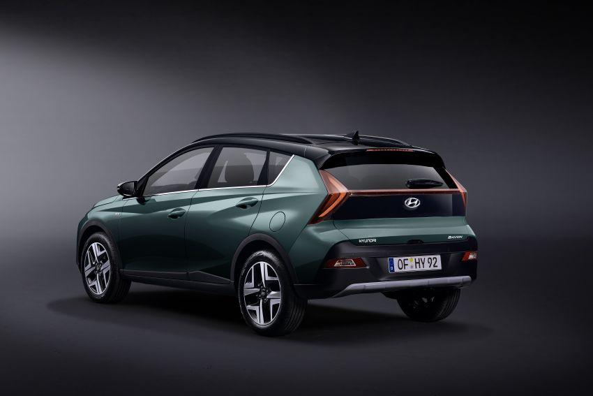 Hyundai Bayon diperkenalkan di Eropah – SUV hibrid ringkas 1.0L T-GDI dengan kuasa sehingga 120 PS Image #1256727