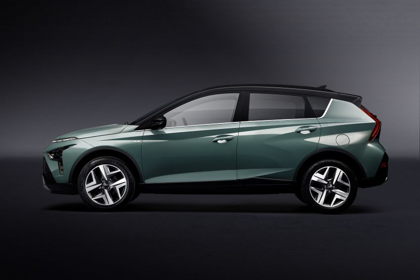 Hyundai Bayon B-segment SUV for Europe – 1.0 litre mild-hybrid T-GDI petrol, SmartSense safety suite Image #1256659