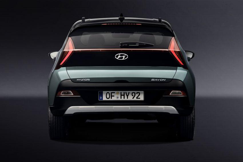 Hyundai Bayon B-segment SUV for Europe – 1.0 litre mild-hybrid T-GDI petrol, SmartSense safety suite Image #1256658
