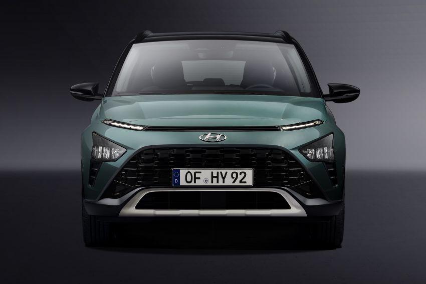 Hyundai Bayon diperkenalkan di Eropah – SUV hibrid ringkas 1.0L T-GDI dengan kuasa sehingga 120 PS Image #1256717