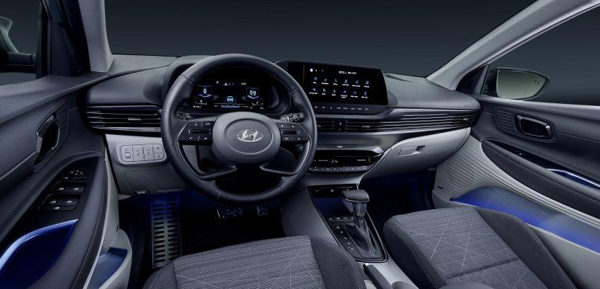 Hyundai Bayon B-segment SUV for Europe – 1.0 litre mild-hybrid T-GDI petrol, SmartSense safety suite Image #1256655