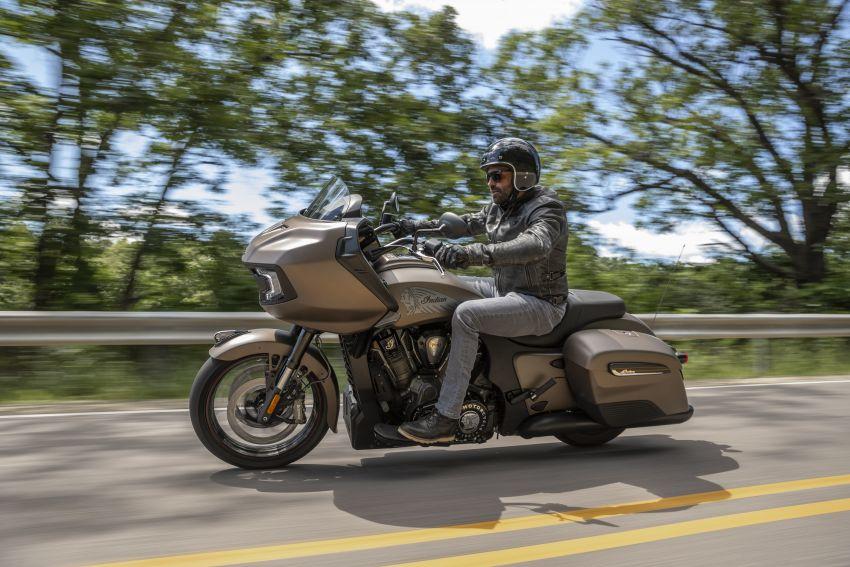 Indian Motorcycles dapat pengedar baru di Malaysia? Image #1262863
