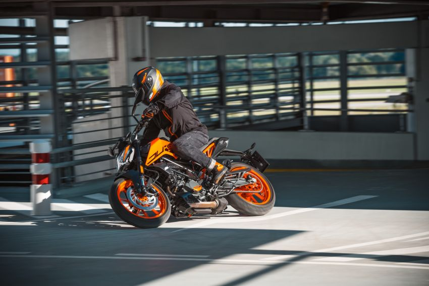 2021 KTM Duke 200 launched in Malaysia, RM12,888 Image #1270791