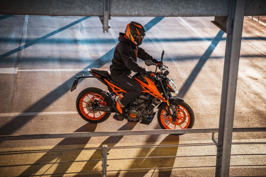 2021 KTM Duke 200 launched in Malaysia, RM12,888 Image #1270792
