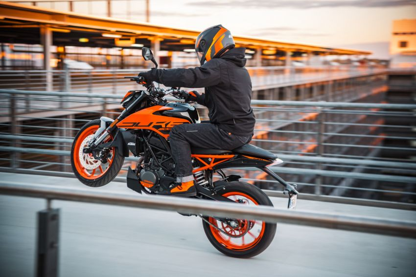2021 KTM Duke 200 launched in Malaysia, RM12,888 Image #1270794
