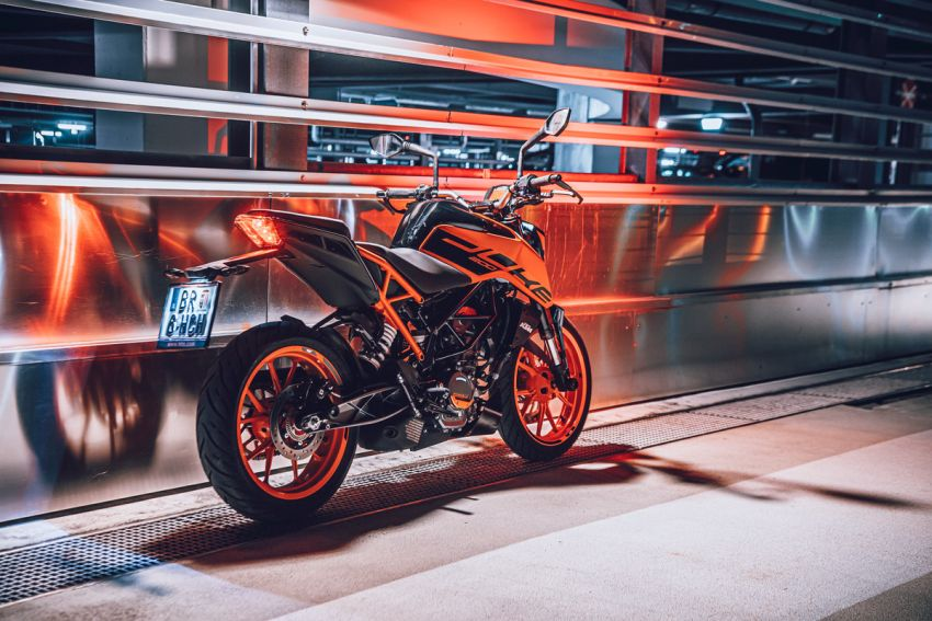 2021 KTM Duke 200 launched in Malaysia, RM12,888 Image #1270797
