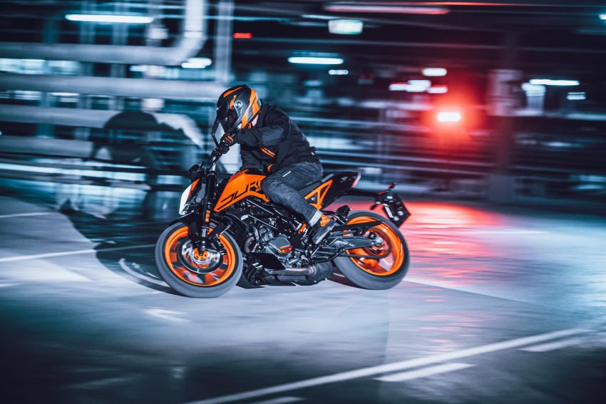 2021 KTM Duke 200 launched in Malaysia, RM12,888 Image #1270800