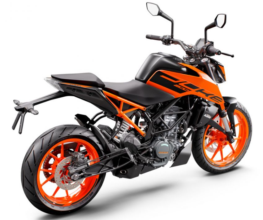 2021 KTM Duke 200 launched in Malaysia, RM12,888 Image #1270786