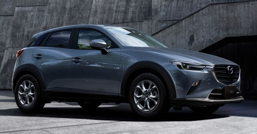 2021 Mazda CX-3 launched in Malaysia – now with AEB, LDW, Android Auto, Apple CarPlay; from RM131k Image #1260643