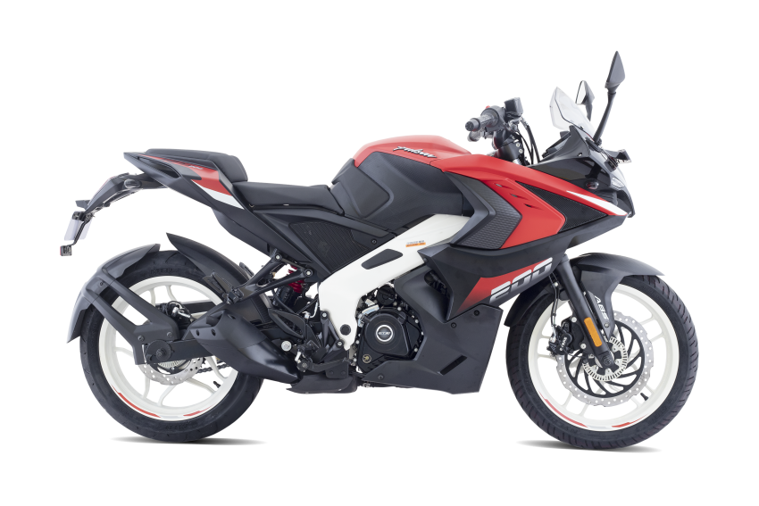 2021 Modenas Pulsar 200 in new colours, RM9,990 Image #1268183