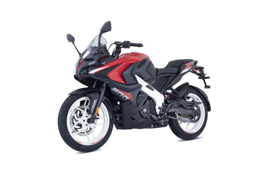2021 Modenas Pulsar 200 in new colours, RM9,990 Image #1268174
