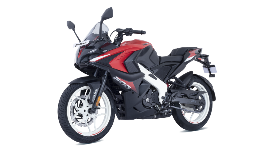 2021 Modenas Pulsar 200 in new colours, RM9,990 Image #1268176