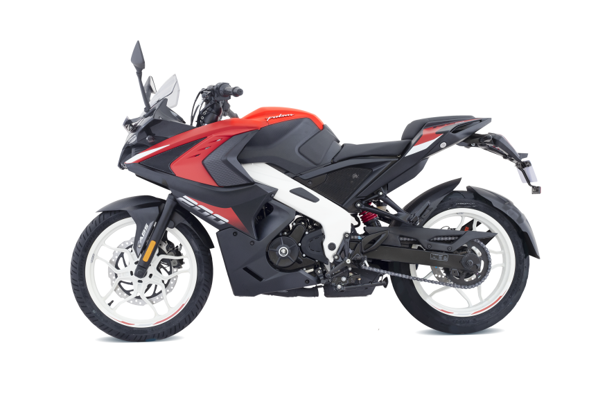 2021 Modenas Pulsar 200 in new colours, RM9,990 Image #1268177