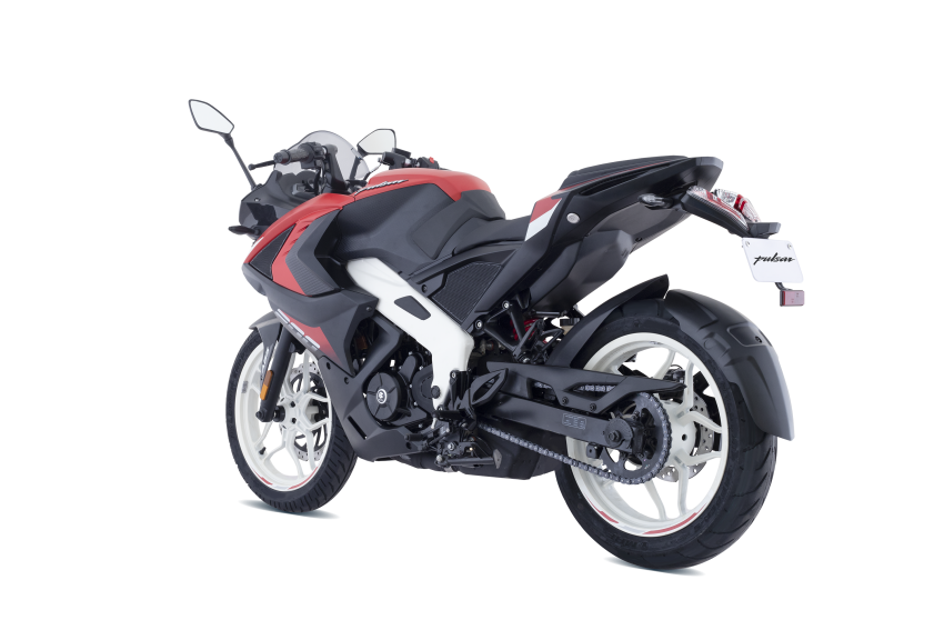 2021 Modenas Pulsar 200 in new colours, RM9,990 Image #1268178