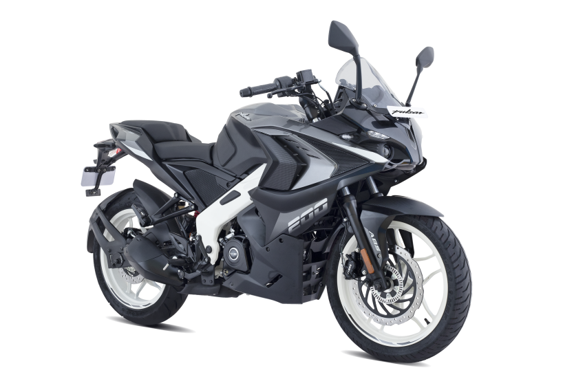 2021 Modenas Pulsar 200 in new colours, RM9,990 Image #1268199
