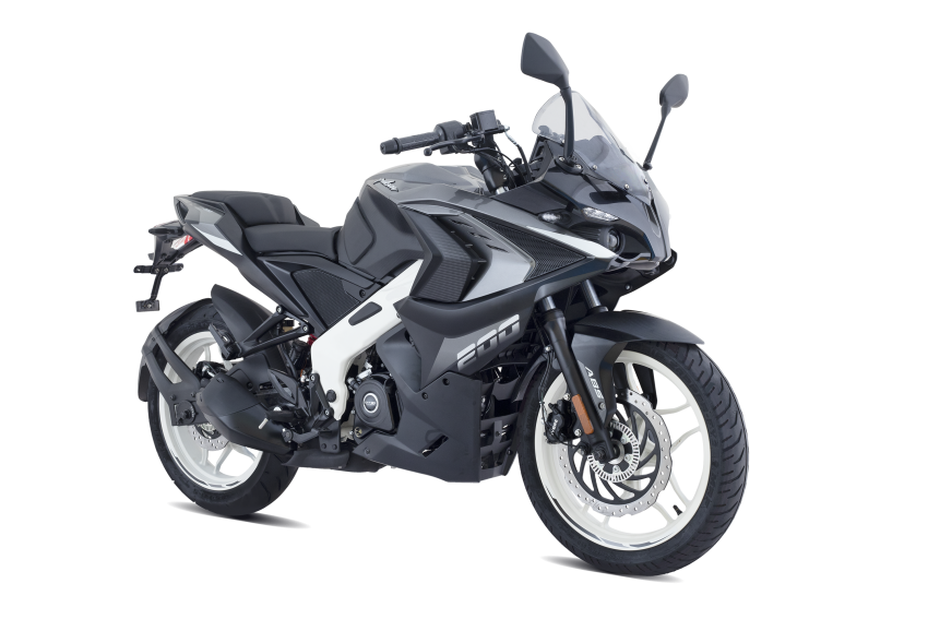 2021 Modenas Pulsar 200 in new colours, RM9,990 Image #1268201