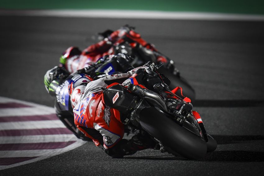 2021 MotoGP: Vinales takes first season win for Yamaha, Petronas SRT struggles to find pace Image #1270715