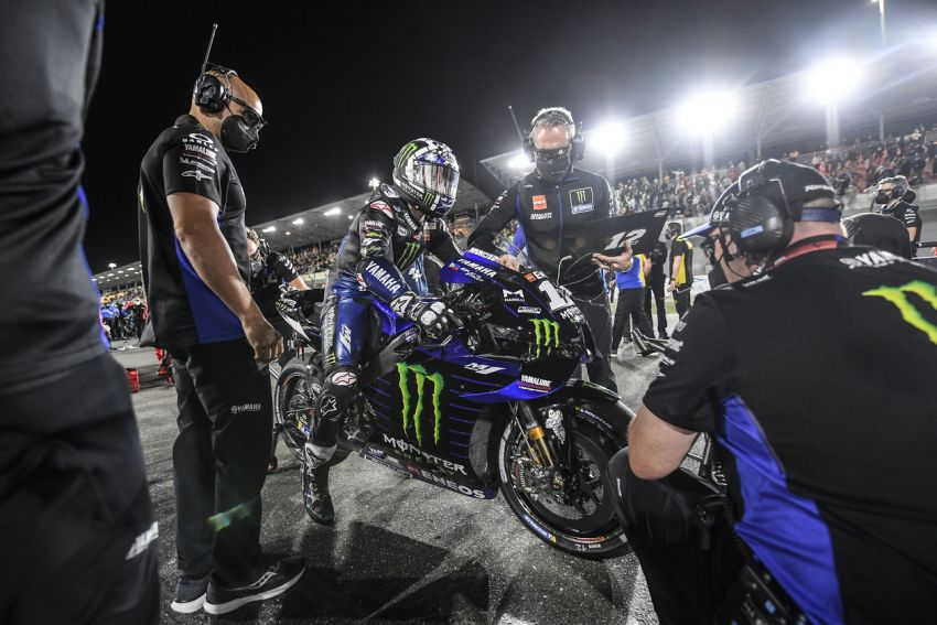 2021 MotoGP: Vinales takes first season win for Yamaha, Petronas SRT struggles to find pace Image #1270716