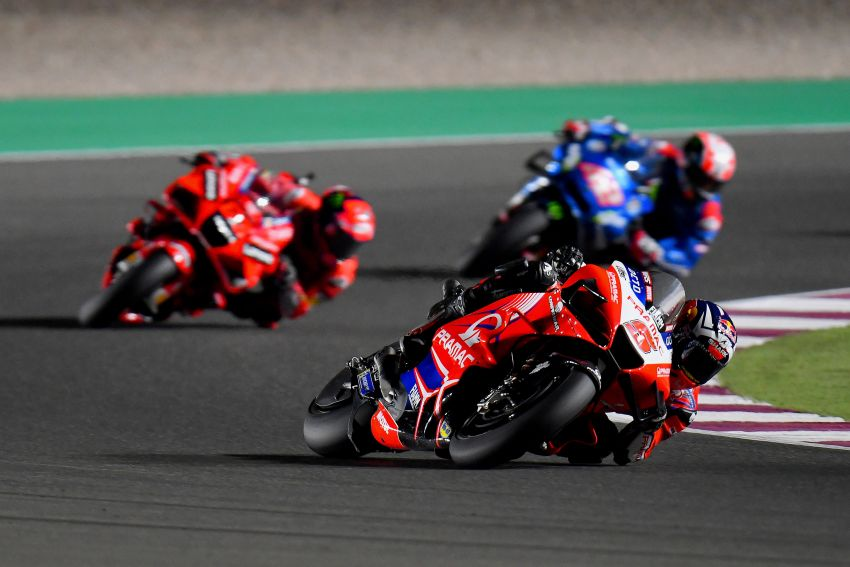 2021 MotoGP: Vinales takes first season win for Yamaha, Petronas SRT struggles to find pace Image #1270718