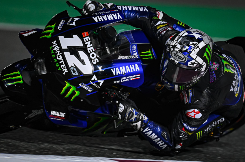 2021 MotoGP: Vinales takes first season win for Yamaha, Petronas SRT struggles to find pace Image #1270733