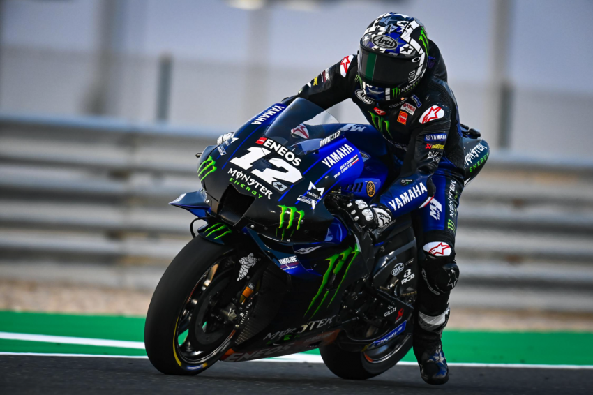 2021 MotoGP: Vinales takes first season win for Yamaha, Petronas SRT struggles to find pace Image #1270742
