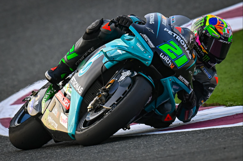 2021 MotoGP: Vinales takes first season win for Yamaha, Petronas SRT struggles to find pace Image #1270741