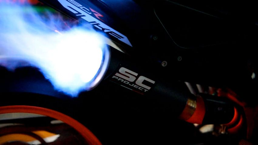 Loud bike exhausts in Malaysia, what's the big noise? Image #1256190