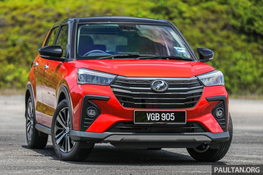 Perodua Ativa review – all the pros and cons in detail Image #1265529