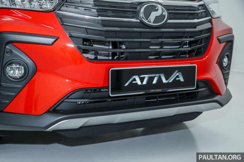 2021 Perodua Ativa SUV launched in Malaysia – X, H, AV specs; 1.0L Turbo CVT; from RM61,500 to RM72k Image #1256319