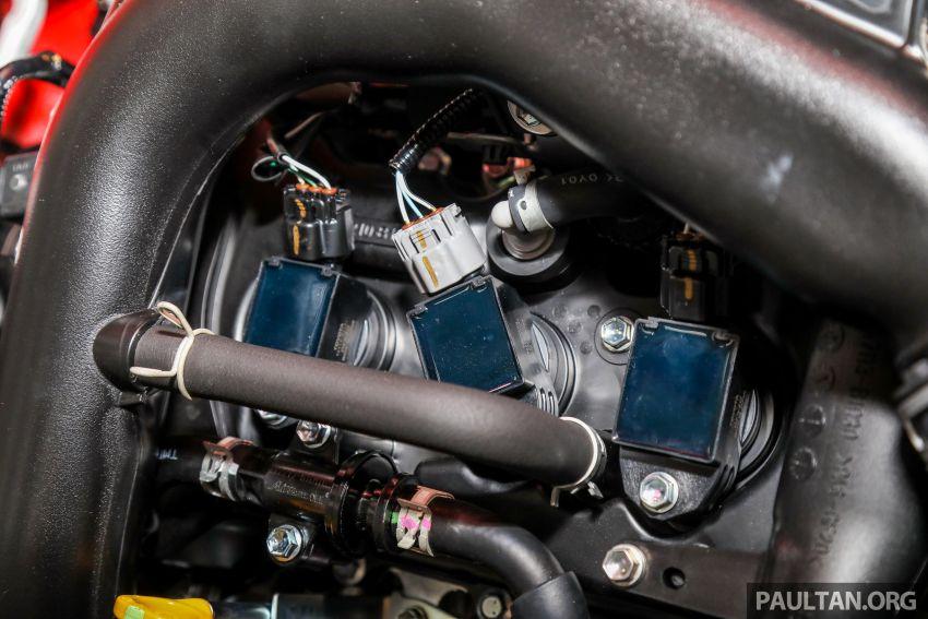 Perodua Ativa 2021 dilancarkan — varian X, H dan AV, 1.0L turbo dengan CVT, ASA 3.0, dari RM61k-RM72k Image #1256844