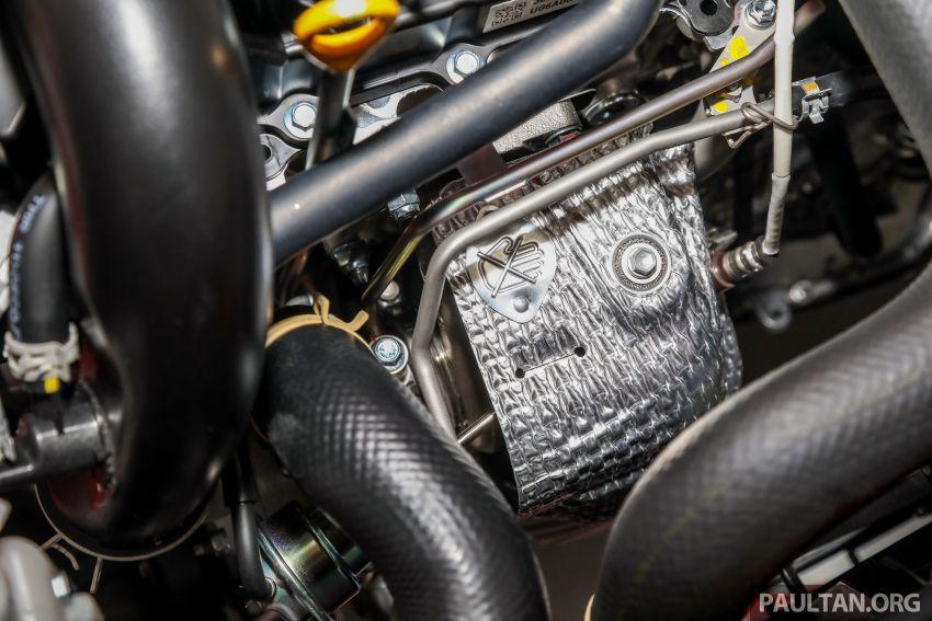 Perodua Ativa 2021 dilancarkan — varian X, H dan AV, 1.0L turbo dengan CVT, ASA 3.0, dari RM61k-RM72k Image #1256845