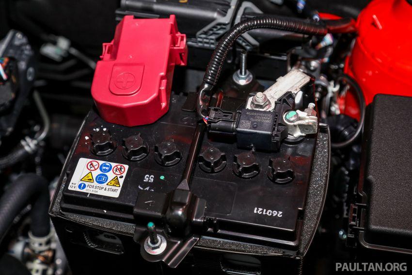 Perodua Ativa 2021 dilancarkan — varian X, H dan AV, 1.0L turbo dengan CVT, ASA 3.0, dari RM61k-RM72k Image #1256846
