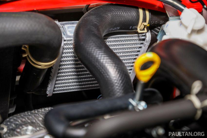 Perodua Ativa 2021 dilancarkan — varian X, H dan AV, 1.0L turbo dengan CVT, ASA 3.0, dari RM61k-RM72k Image #1256848