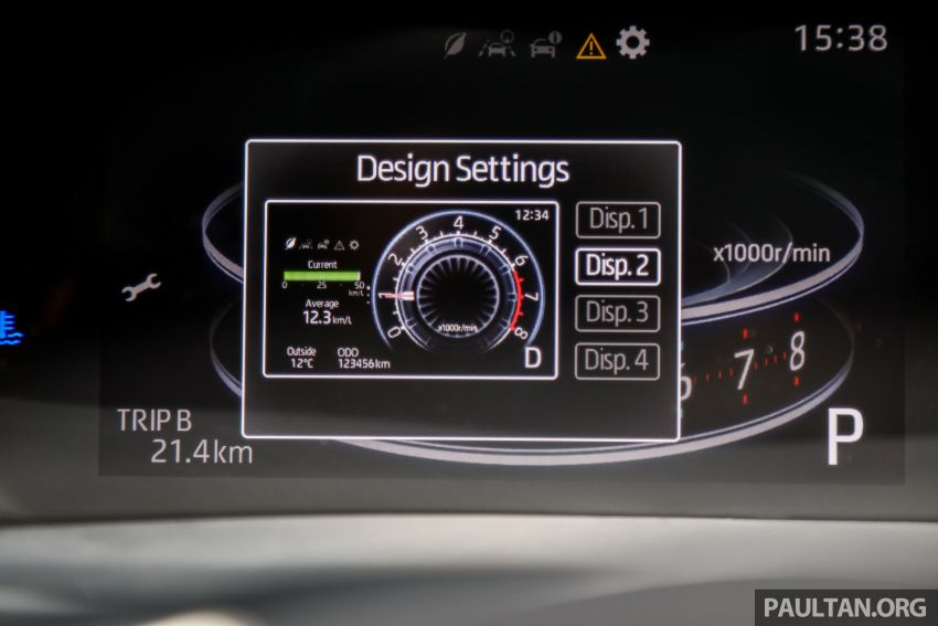 Perodua Ativa 2021 dilancarkan — varian X, H dan AV, 1.0L turbo dengan CVT, ASA 3.0, dari RM61k-RM72k Image #1256859