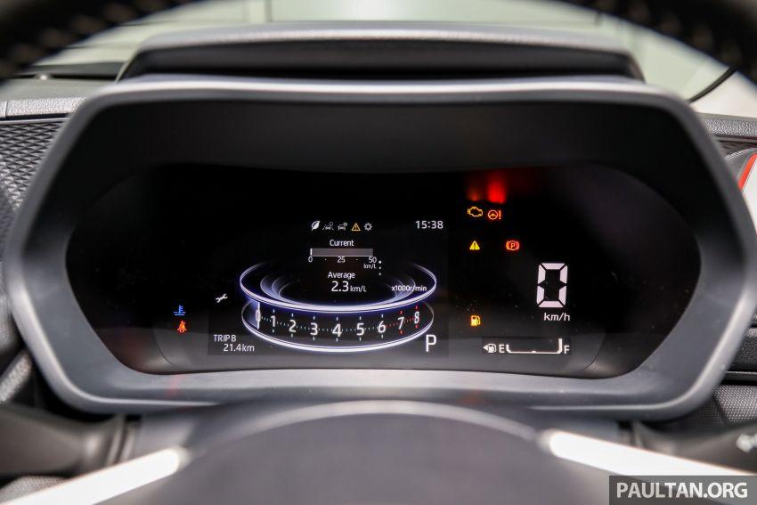 Perodua Ativa 2021 dilancarkan — varian X, H dan AV, 1.0L turbo dengan CVT, ASA 3.0, dari RM61k-RM72k Image #1256862
