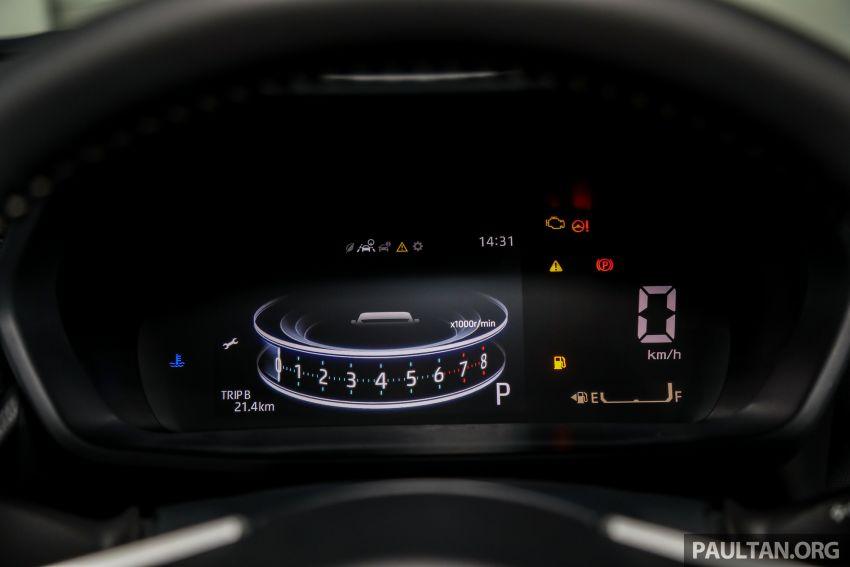 Perodua Ativa 2021 dilancarkan — varian X, H dan AV, 1.0L turbo dengan CVT, ASA 3.0, dari RM61k-RM72k Image #1256873