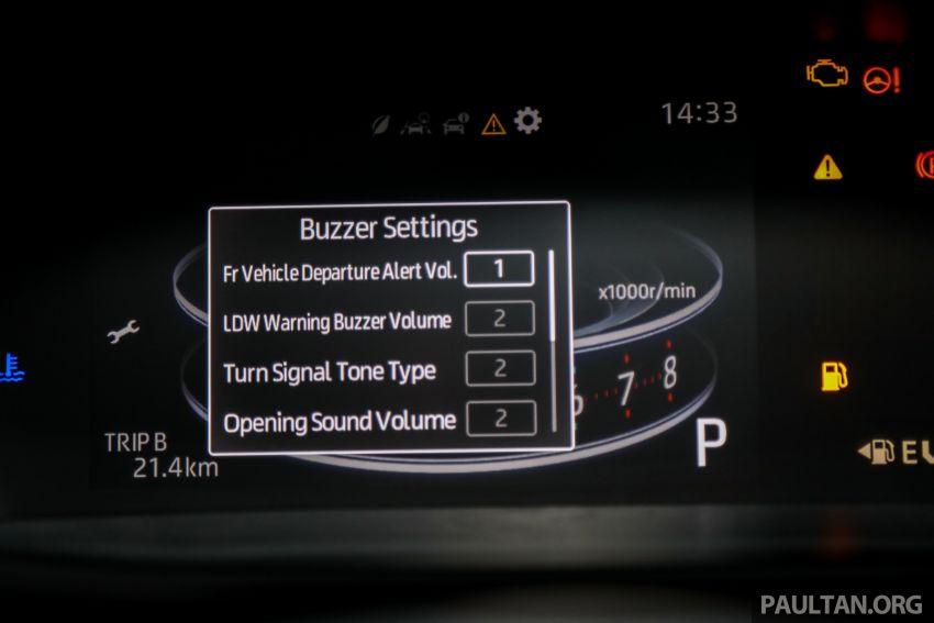 Perodua Ativa 2021 dilancarkan — varian X, H dan AV, 1.0L turbo dengan CVT, ASA 3.0, dari RM61k-RM72k Image #1256878